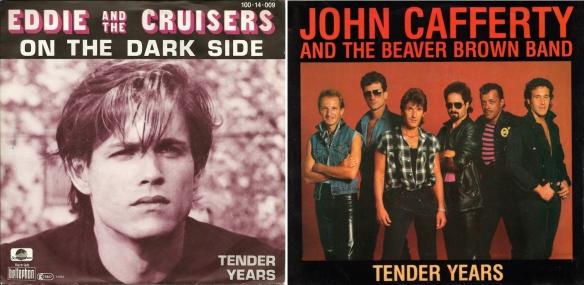 Tender Years singles