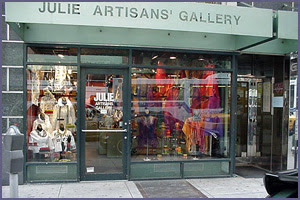 Julie Artisans' Gallery - Photo Copyright Julie Artisan's Gallery