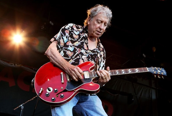 Elvin Bishop. Photo Copyright © 2018 Raymond Boyd/Getty Images